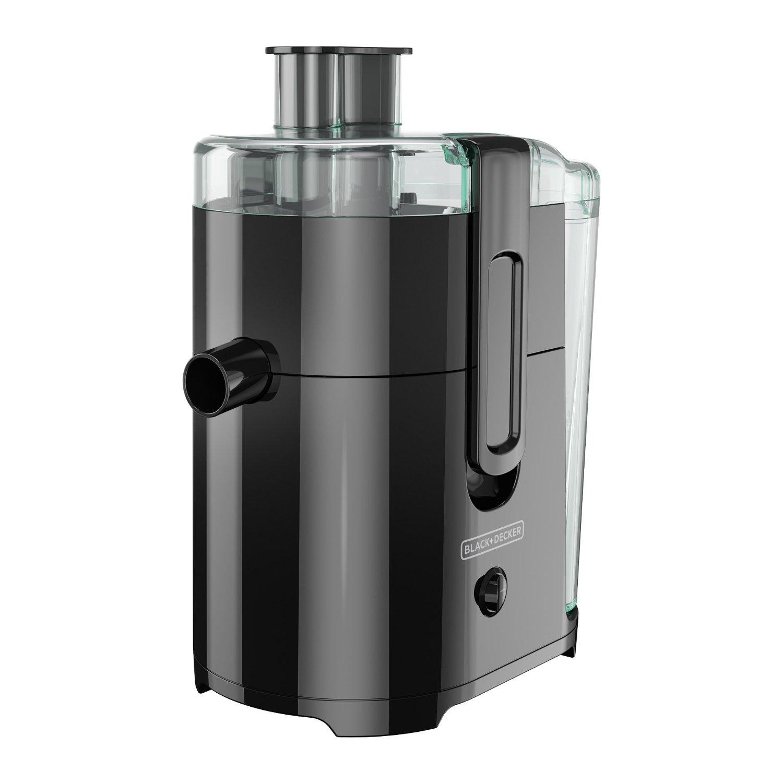 BLACK+DECKER JE2400BD 400-Watt Fruit and Vegetable Juice Extractor