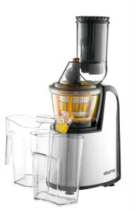 Gourmia Gsj-300 Electric Masticating Wide Mouth Whole Fruit And Vegetable Slow Juicer Review