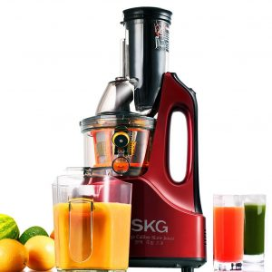 Skg New Generation Wide Chute Anti-Oxidation Slow Masticating Juicer Review