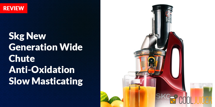 Anti Oxidative Slow Masticating Juicer : Jose Warren, Author at Best Masticating Juicer