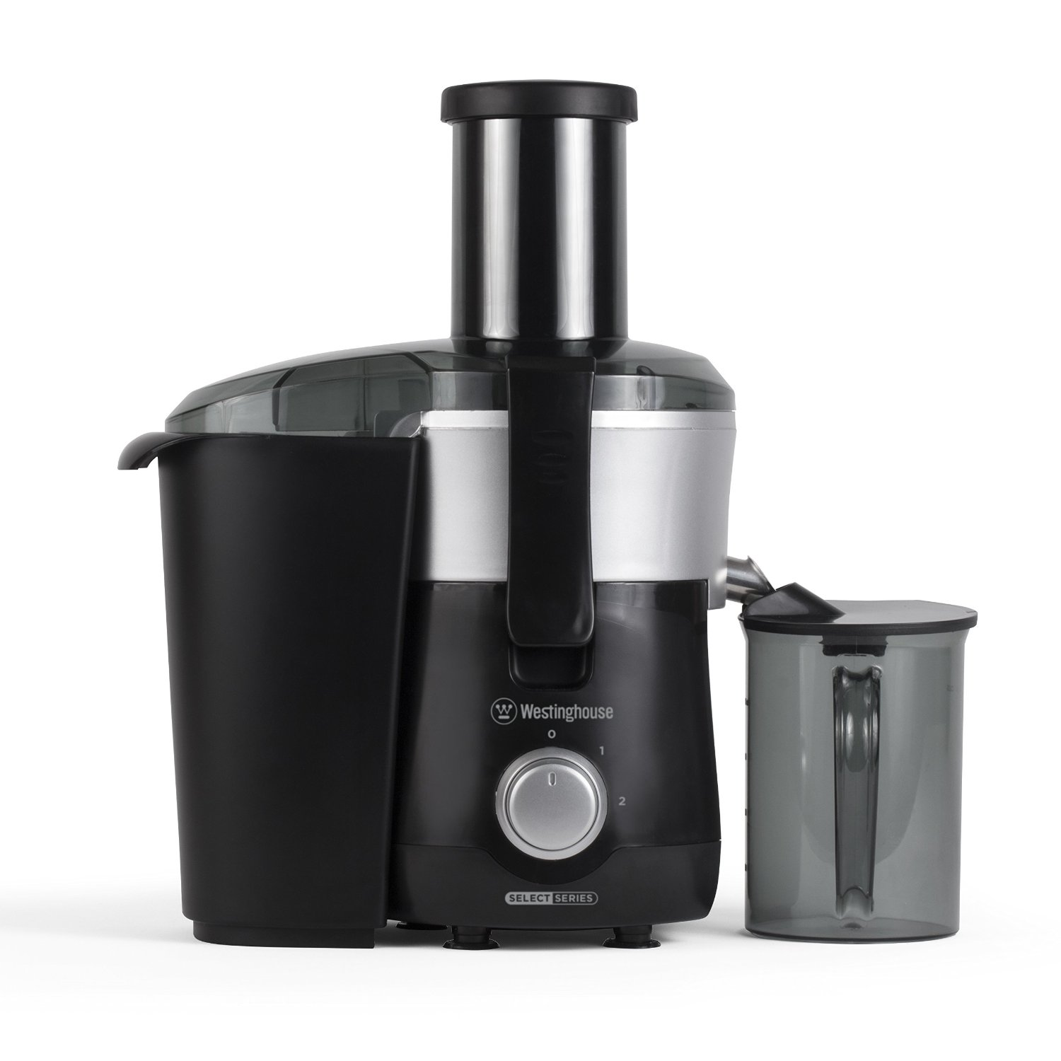 Westinghouse WJE2BSLA Select Series 2 Speed Fruit and Vegetable Juice Extractor