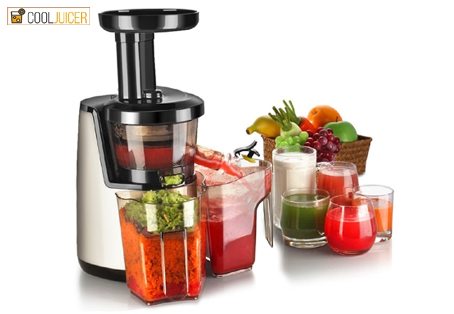 You Can Get A Cold Press Juicer On Amazon For Just 100