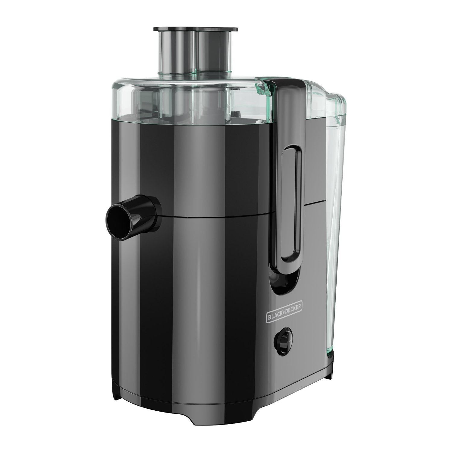 BLACK+DECKER JE2400BD 400-Watt Fruit and Vegetable Juice Extractor