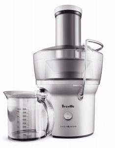 Breville BJE200XL Compact Juice Fountain 700-Watt Juicer Review