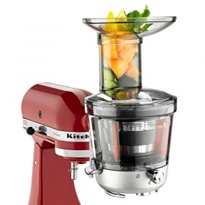Kitchen Aid KSM 1JA Masticating Juices and Sauce Attachments, Silver Review