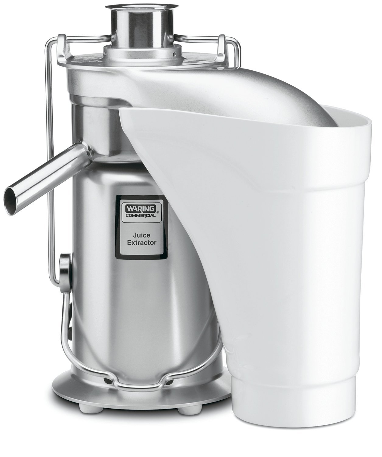 Waring Commercial JE2000 Heavy duty Stainless steel juice extractor