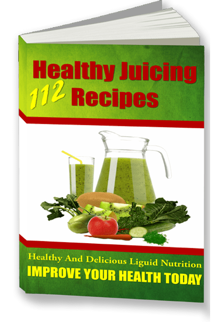 Juicing for Better Health eBook